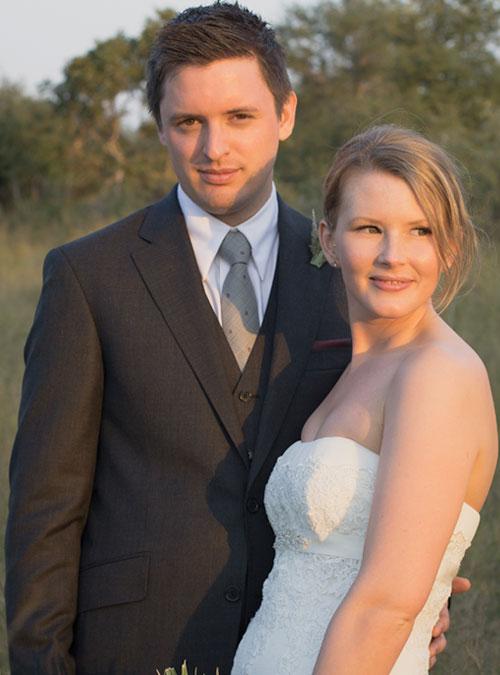 tailored wedding suit