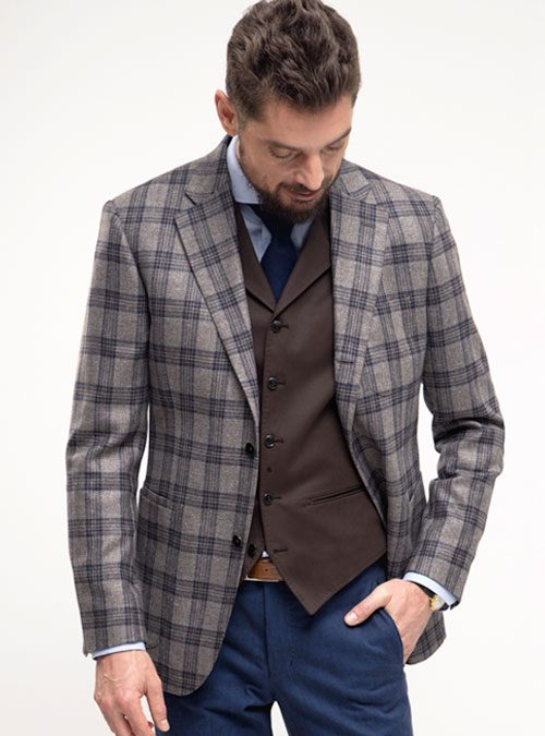 tailored casual wear