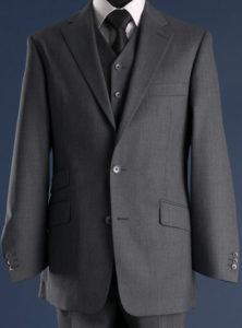 Classic British suit