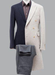 tailored capsule wardrobe