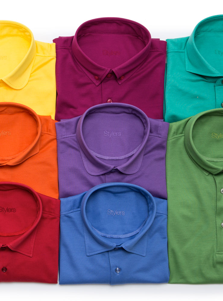 made to measure polo shirts